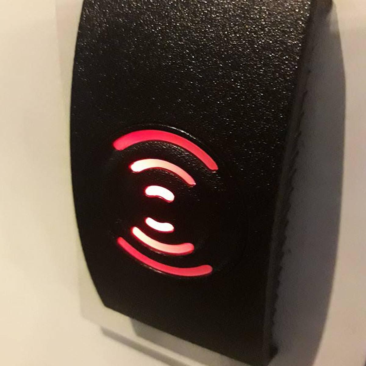 Controles de acceso instalacion apu pampa 2