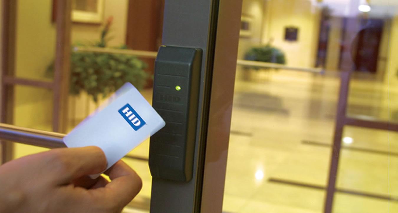 Controles de acceso HID