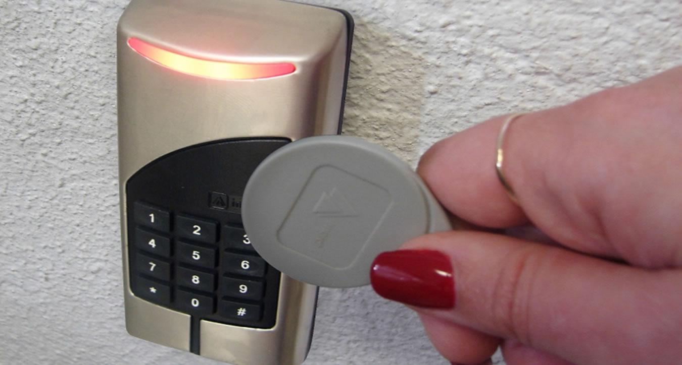 controles de acceso por proximidad