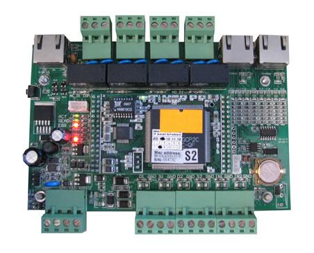Control de acceso placa PCT 300