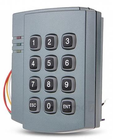 Controles de acceso para edificios ACP11E