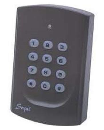 Controles de acceso para edificios AR721HBR