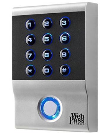 Controles de acceso para edificios PCT-100