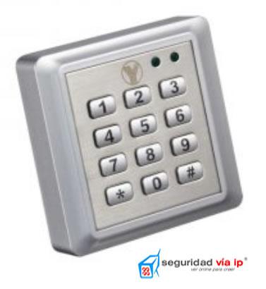 Control de acceso autonomo para edificios YK-668