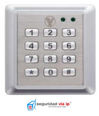 Controles de acceso para edificios y consorcios YK-668