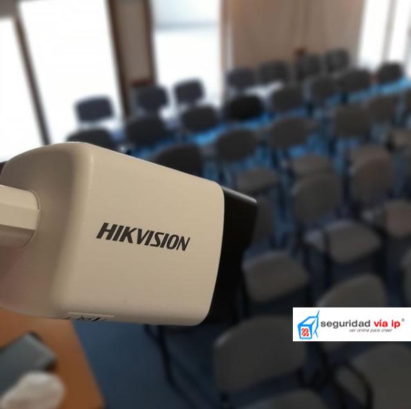 Instalación de cámaras de seguridad en Empresas